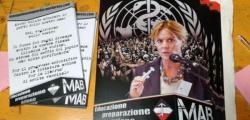 attentato Mab lorenzin, bombe carta lorenzin, estrema destra bombe lorenzin, Mab bombe carta vaccini, vaccini lorenzin, volantini contro lorenzin