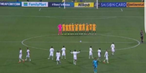 """I giocatori sauditi """"disertano"""" il minuto di silenzio   Il portavoce: """"Non rientra nelle nostre tradizioni"""""""