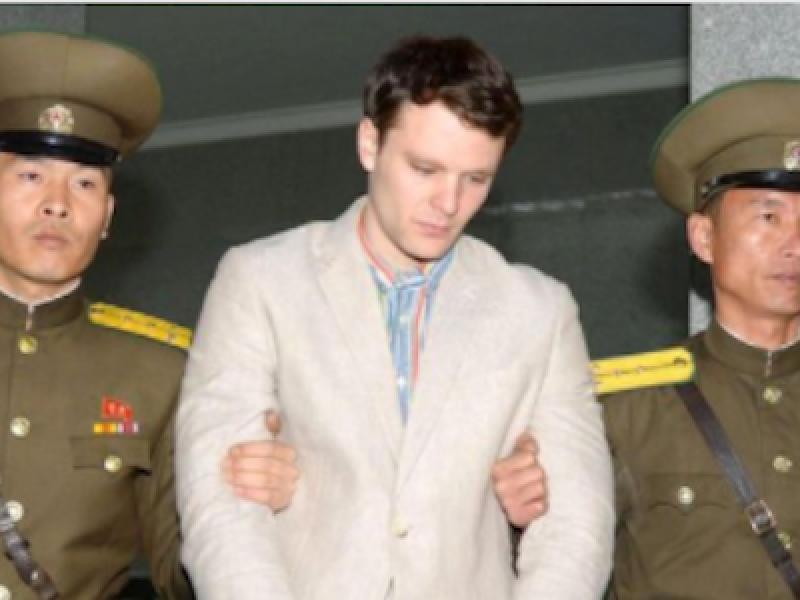 corea del nord, corea del nord studente usa, Otto Warmbier, otto warmbier rilasciato, Rex Tillerson, rilascio studente usa corea