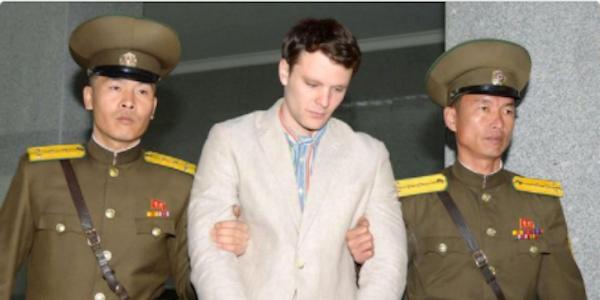 La Corea del Nord ha rilasciato Otto Warmbier | Il 22enne americano è in coma da un anno