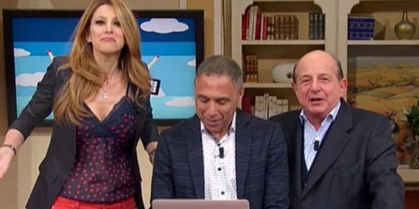 """Adriana Volpe ancora contro Giancarlo Magalli: """"Mi ha violentata verbalmente"""""""