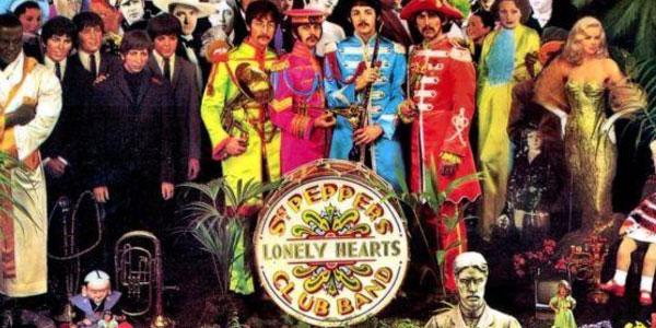"L'album dei Beatles ""Sgt. Pepper's Lonely Hearts Club Band"" compie 50 anni"