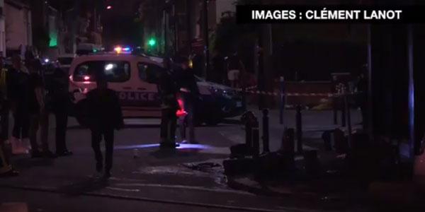 Parigi, bomba molotov in un ristorante   Tre persone gravemente ustionate VIDEO