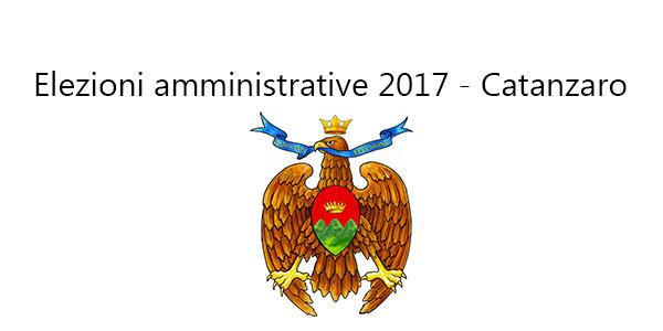 Amministrative 2017, CATANZARO /DIRETTA Dati reali: Abramo e Ciconte al ballottaggio