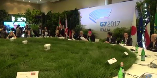 G7 Ambiente: il documento finale lo firmano in 6 a Bologna
