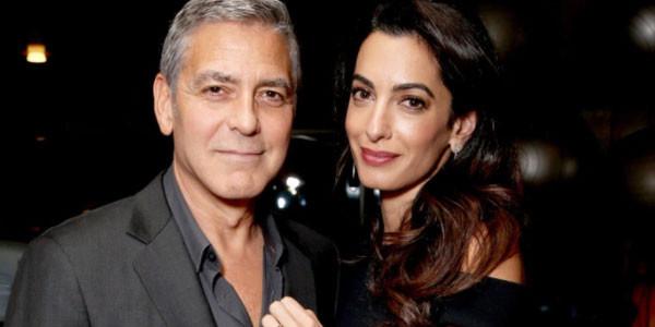 Nati i gemelli di Amal e George Clooney