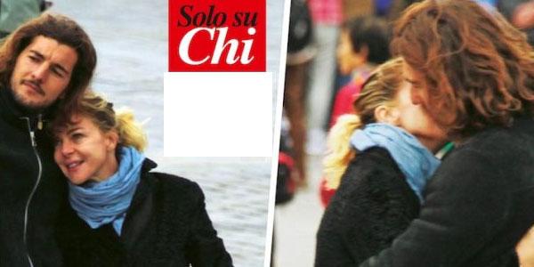 Gossip, vacanza d'amore per Claudia Gerini e Andrea Preti