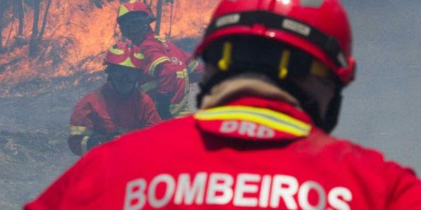 """Un altro grande incendio in Portogallo   Il nuovo rogo è definito """"preoccupante"""""""