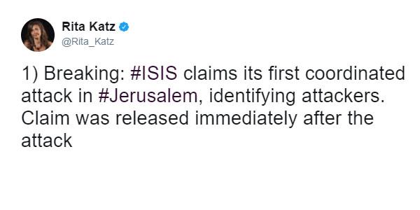 Raid Usa uccide un esponente dell'Isis   I terroristi rivendicano attacco a Gerusalemme