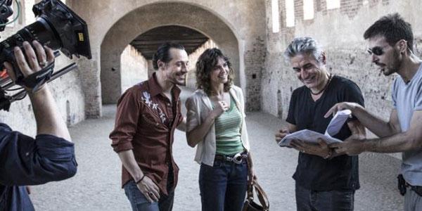 """Ligabue inizia le riprese del suo film """"Made in Italy"""""""