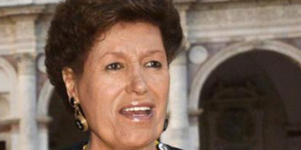 Lutto nel mondo della moda, è morta Carla Fendi