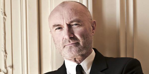 Phil Collins in ospedale per una brutta caduta, tour interrotto
