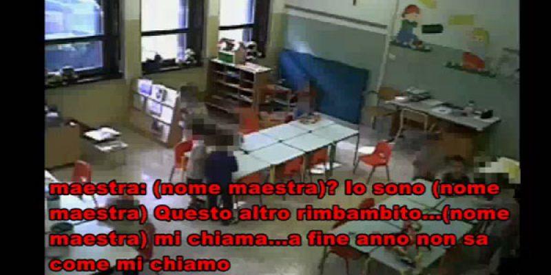 Ragusa, maltrattamenti in un asilo / VIDEO | Due maestre di Modica rinviate a giudizio