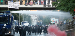 black bloc, black bloc Germania, G20 amburgo, g20 germania, scontri amburgo, vertice amburgo