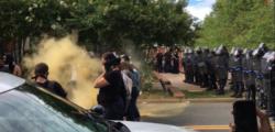 23 arresti Usa, Arresti Charlottesville, KKK, scontri KKK, scontri Ku Klux Klan, scontri Usa, Usa