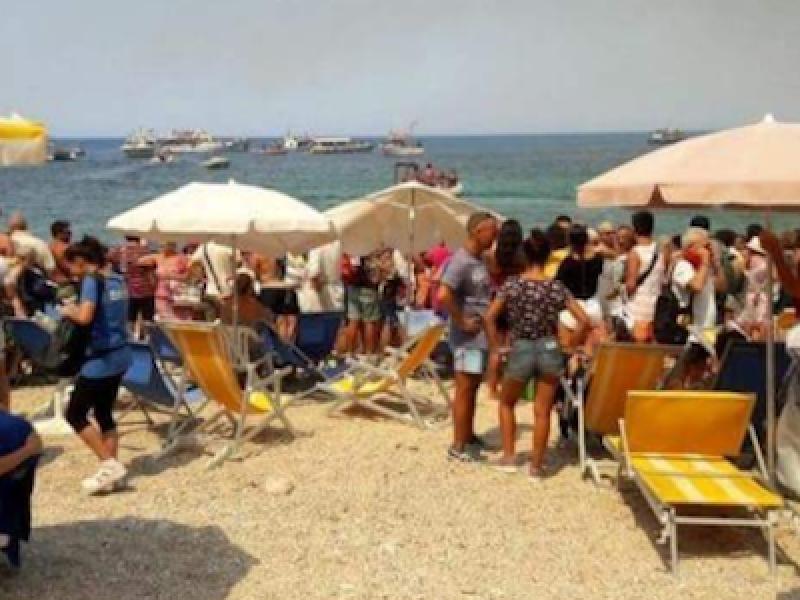 Calampiso evacuato, emergenza incendi, incendi San Vito Lo Capo, incendi sicilia, incendi sud italia, incendi vesuvio, incendio Calampiso