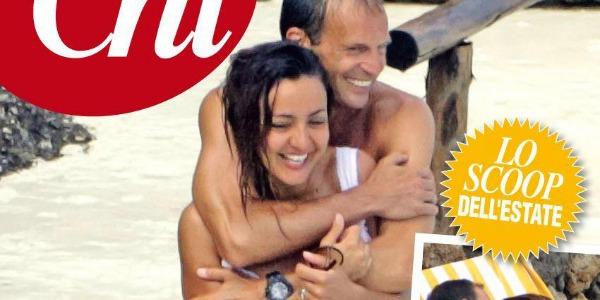 Gossip, Ambra Angiolini e Massimiliano Allegri coppia dell'estate: che passione travolgente in spiaggia!
