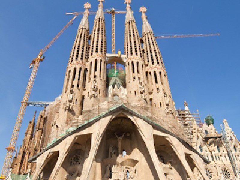 Attentato, Sagrada Familia, allarme Sagrada Familia, falso alalrma bomba Sagrada Familia, FAlso allarme Barcellona, Barcellona
