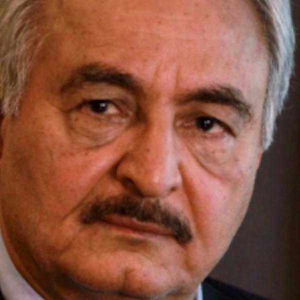 Libia, Conte ha ricevuto il generale Haftar