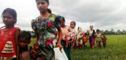 aung san suu kyi, Aung San Suu Kyi Birmania, birmania, persecuzione rohingya, scontri birmania, violenze birmania, violenze rakhine