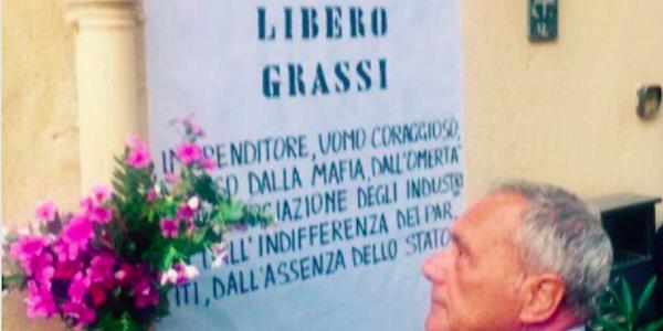 anniversario grassi, anniversario libero grassi, commemorazione libero grassi, libero Grassi, lotta al pizzo, omicidio libero grassi, pizzo Palermo