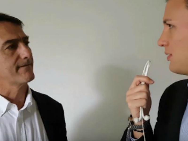 Cento passi per la Sicilia, claudio fava, Emanuele Termini, Intervista Claudio Fava, Intervista Si24 Claudio Fava