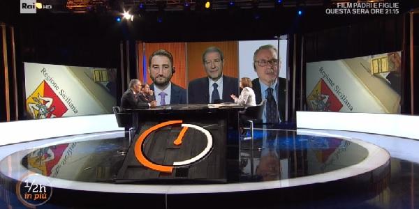 Sicilia, i candidati alla presidenza si confrontano |Tema del dibattito televisivo: gli 'impresentabili'