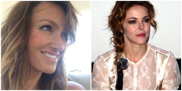 """La modella Zoe Brock contro Claudia Gerini: """"Mi ha proposto sesso a tre"""""""