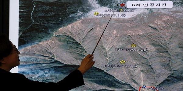 Nord Corea, crolla un tunnel in un sito nucleare |Duecento morti, timori sulla fuga di radioattività