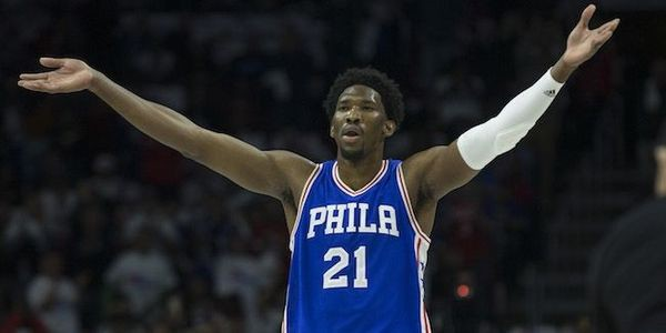Embiid NBA Philadelphia