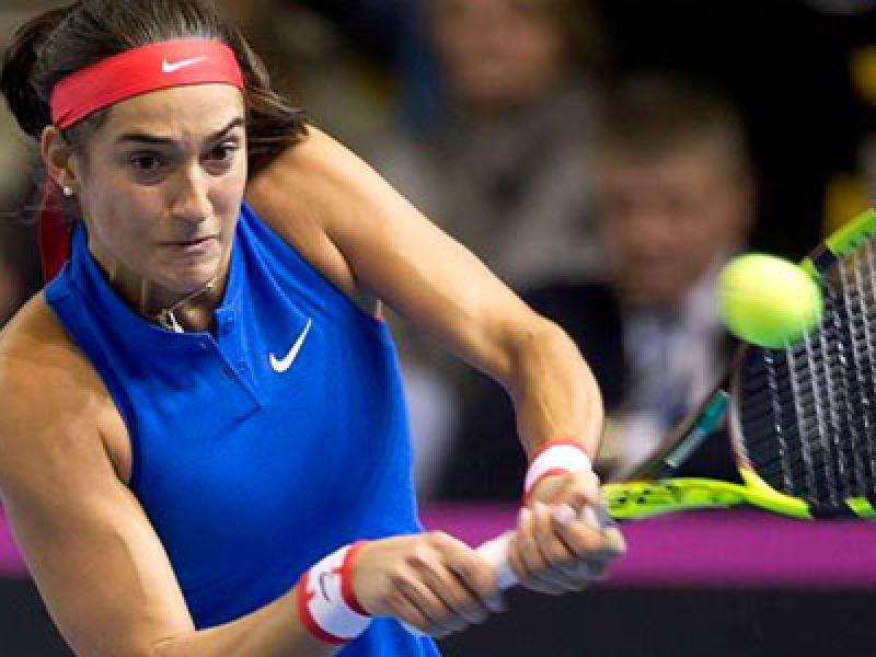 Garcia WTA Finals