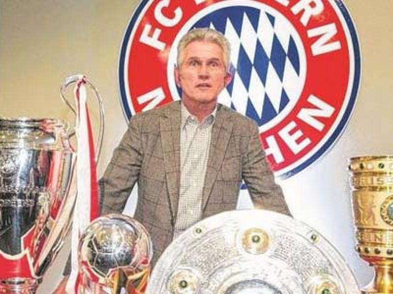 Heynckes Bayern Monaco