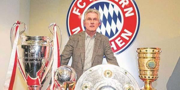 Bayern Monaco, è Jupp Heynckes il sostituto di Ancelotti