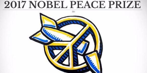 Il Nobel per la Pace 2017 all'organizzazione Ican | Si occupa dell'abolizione delle armi nucleari