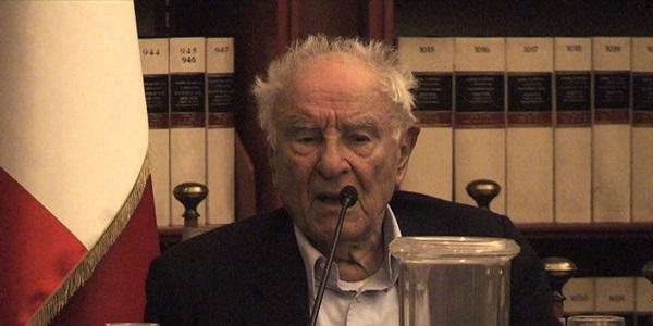 È morto lo storico Rosario Villari  Sui suoi libri hanno studiato diverse generazioni