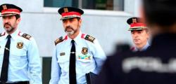 accuse capo mossos, indipendenza catalugna, interrogato capo mossos, mossos, referendum catalugna, sedizione mossos