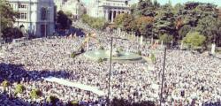 Madrid, manifestazione Madrid, manifestazione madrid, manifestazione catalogna,