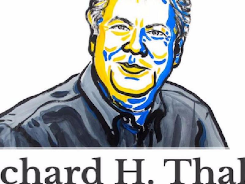 nobel economia 2017, nobel thaler, premio nobel economia, Richard H. Thaler, Richard H. Thaler nobel economia, svezia