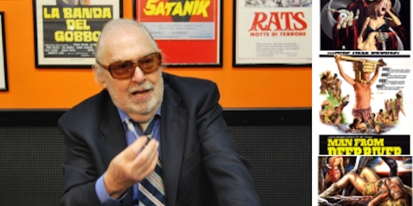 Umberto Lenzi è morto, addio a un grande del cinema italiano