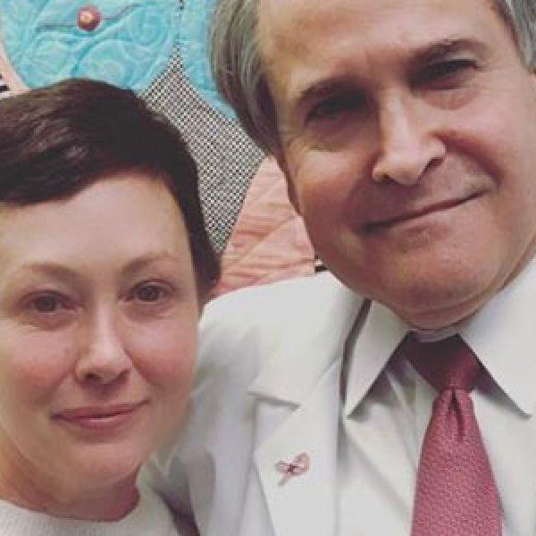 Shannen Doherty ha sconfitto il cancro: