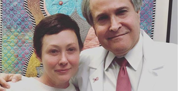 """Shannen Doherty ha sconfitto il cancro: """"Mi ha resa una persona migliore"""""""