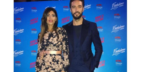 Gossip, Mila Suarez e Alex Belli ormai fanno coppia fissa