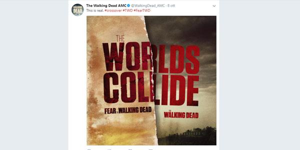 """Arriva il crossover tra """"The Walking Dead"""" e il suo spin-off, """"Fear The Walking Dead"""""""