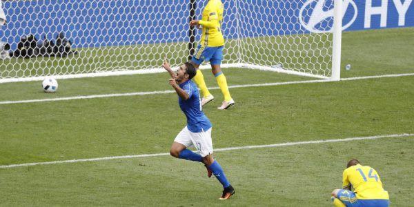 Eder Italia Svezia