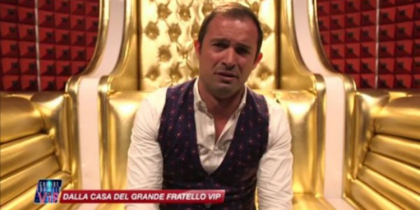 Al Grande Fratello Vip è l'anno delle bestemmie: stavolta tocca a Gianluca Impastato