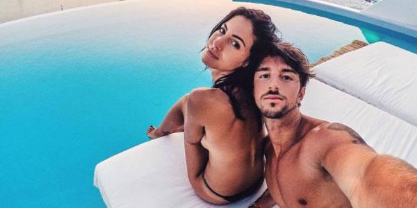 "Gossip, Andrea Damante difende Giulia De Lellis: ""Attaccata in maniera indelicata"""