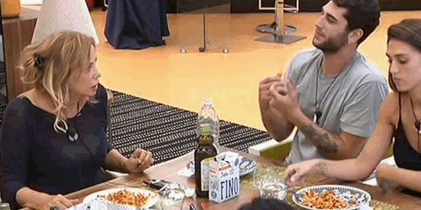 Gossip Grande Fratello Vip, Jeremias Rodriguez è in crisi