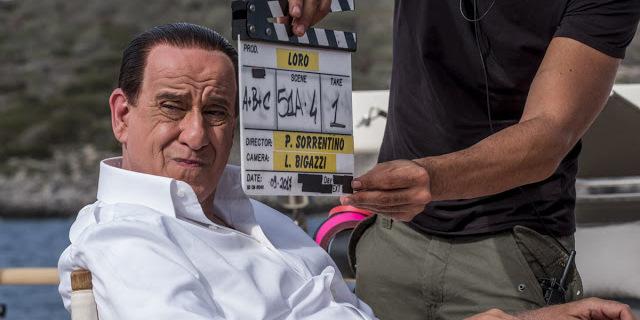 """""""Loro"""", la prima immagine ufficiale del film su Berlusconi"""