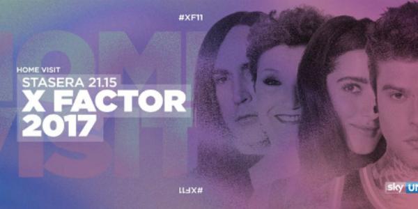 X Factor 2017, la diretta degli Home Visit del 19 ottobre: passano Rita Bellanza ed Enrico Nigiotti