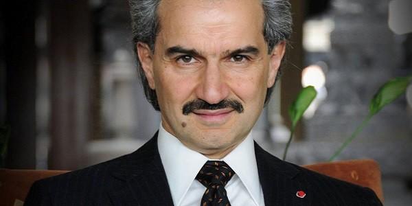 Alwaleed bin Talal principe arabia saudita